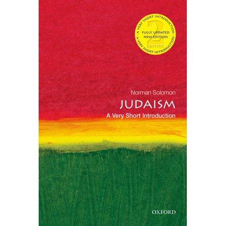Judaism: A Very Short Introduction - eBook