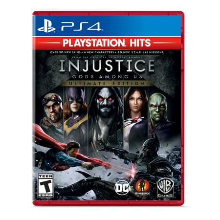 Warner Bros. Injustice: Gods Among Us - Ultimate Edition