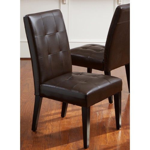 Home Loft Concepts Tarrison KD Dining Chair (Set of 2)