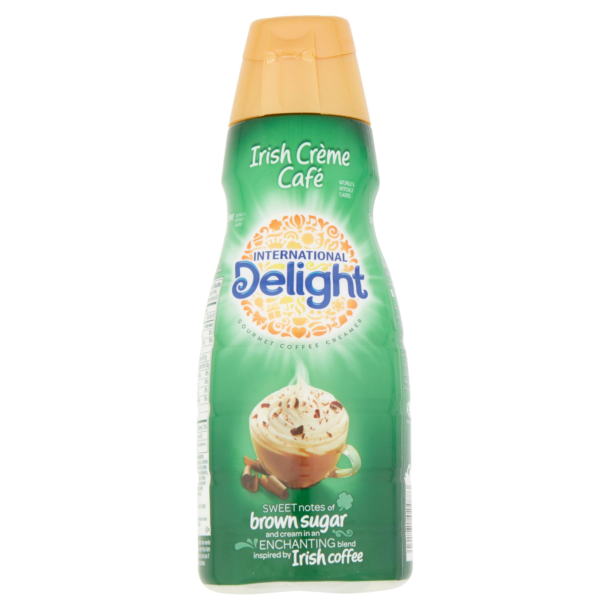 International Delight, Irish Creme Coffee Creamer, 32 Oz.   Walmart.com