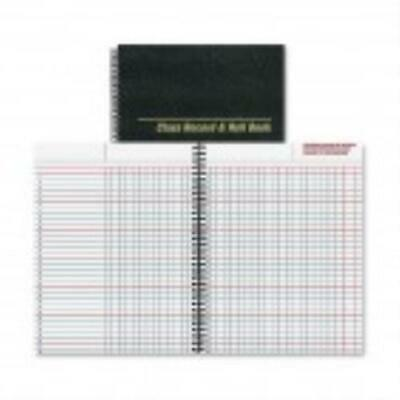 "Rediform Class Record & Roll Book 40 SHeets Wire Bound 11"" x 8.50"" by"