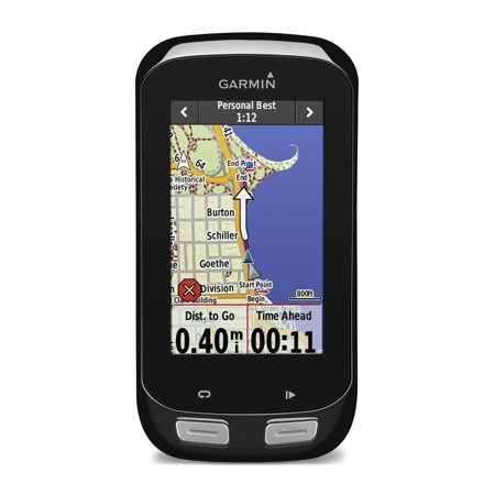 Garmin Edge 1000 Active Mount Color Touchscreen Bike Cycling Gps Computer  Black