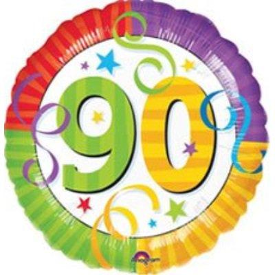 Anagram International Perfection 90 Foil Balloon, 18