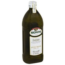 Olive Oil: Monini Fruttato Extra Virgin Olive Oil