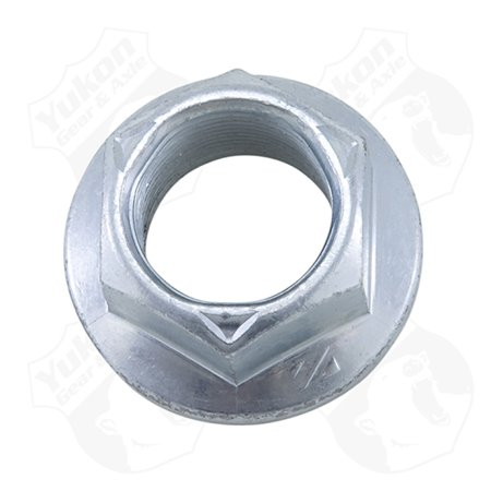 Yukon Gear Rplcmnt Pinion Nut For Model 20 & 35 / Dana 30/44 JK - 7/8-20 Thread / 1 1/8 Socket