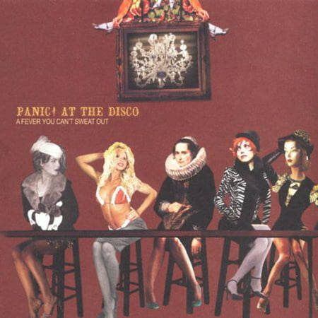 Panic! At The Disco - A Fever You Can't Sweat Out (CD) - Disco In The 70s