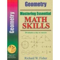 Mastering Essential Math Skills: Mastering Essential Math Skills: Geometry (Paperback)