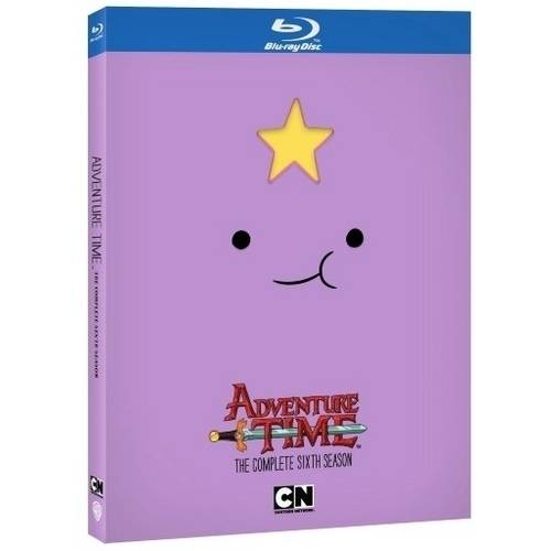 Cartoon Network: Adventure Time The Complete Sixth Season (Blu-ray) by Turner Home Entertainment