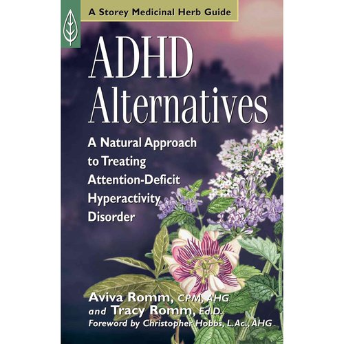 Adhd Alternatives: A Natural Approach to Treating Attention-Deficit Hyperactivity Disorder