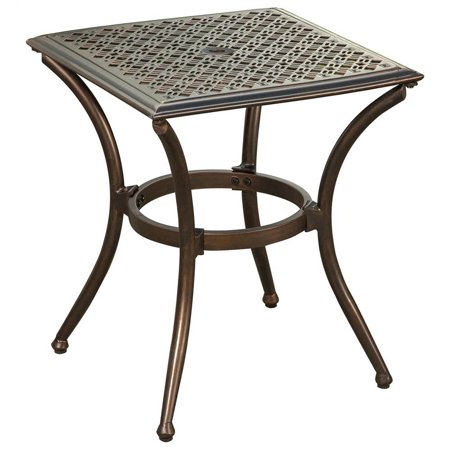 Oakland Living Bali Indoor Outdoor Side Table