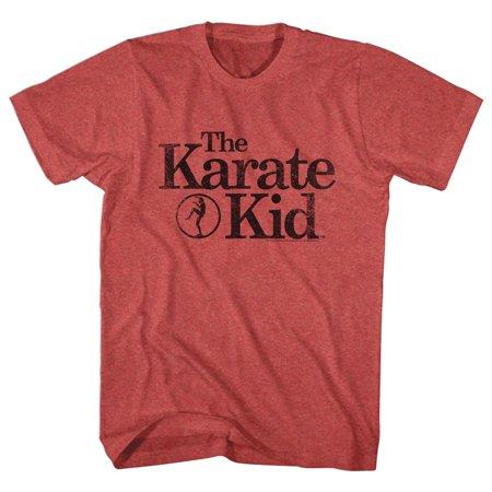 Karate Kid Movie Drama Martial Arts Logo Adult T-Shirt Tee - image 1 of 1