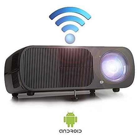 Yuntab Mini Video WiFi Projector Android BL20 200