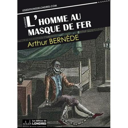 L'homme au masque de fer - eBook](Musique De Halloween Film)