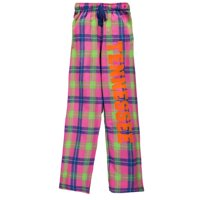 Tennessee Volunteers Youth Plaid Flannel Pants - Multi
