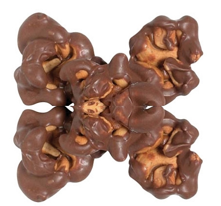 Milk Chocolate Cashew Delight, 5 Pounds
