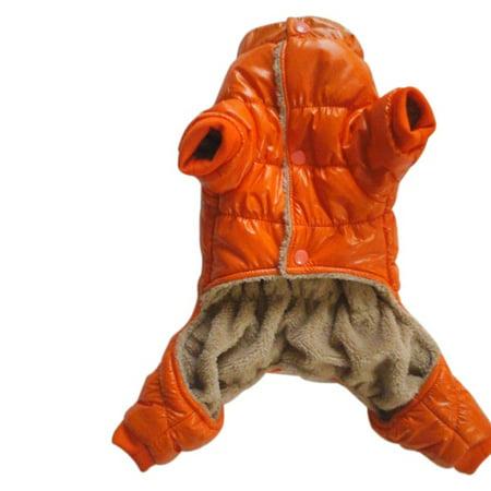Pet Clothes for Dog Cat Puppy Coat Winter Sweatshirt Warm Sweater Dog