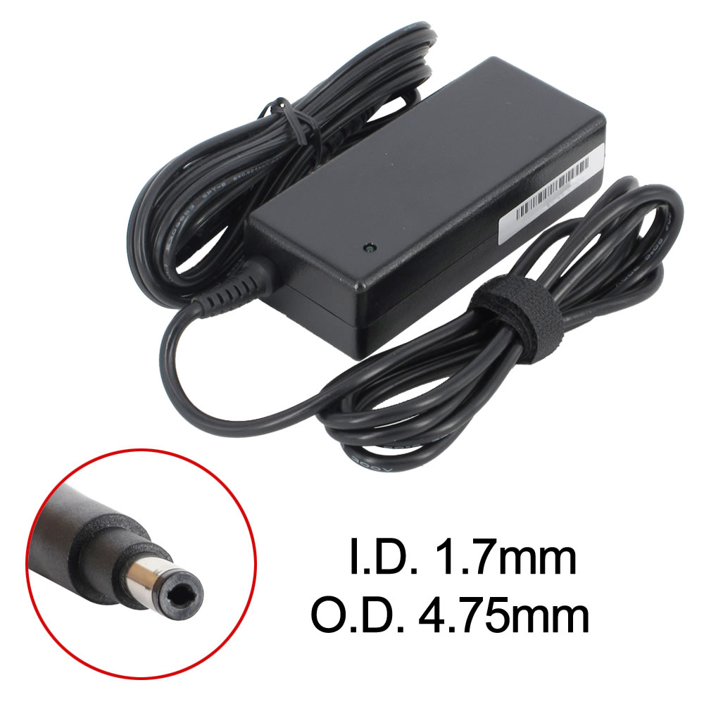 BattPit: New Replacement Laptop AC Adapter/Power Supply/Charger for HP Envy 6t-1200 Ultrabook, 613149-001, 677770-001, 677770-003, 707600-001, PA-1650-34HK (19.5V 3.33A 65W)