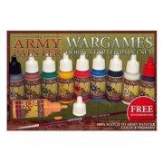 Warpaints: Starter Paint Set Multi-Colored