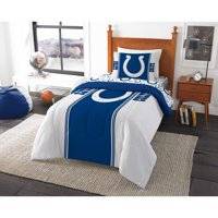NFL Indianapolis Colts Bed in a Bag Complete Bedding Set
