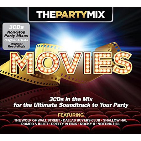 Party Mix-Movies - Party Mix-Movies [CD]