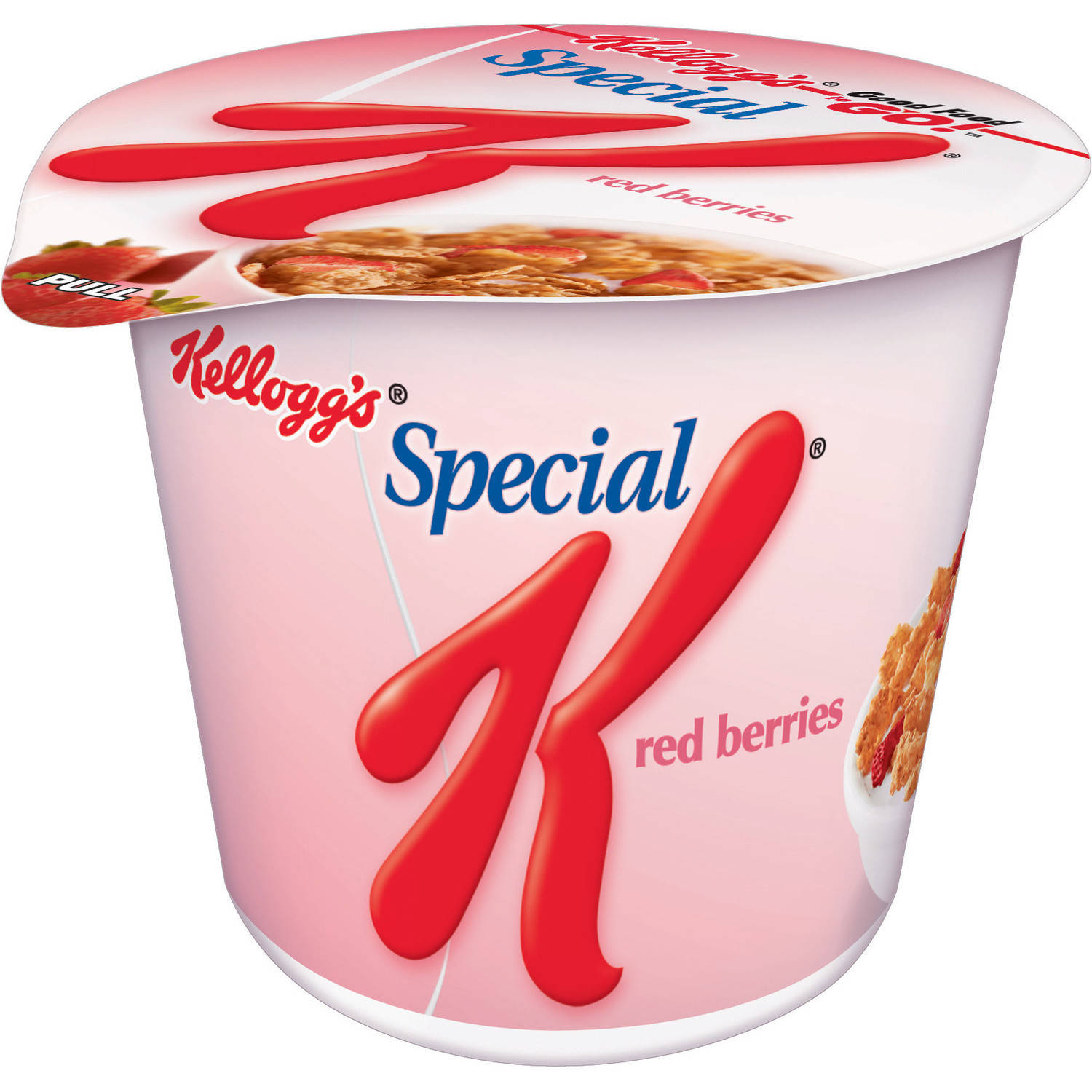Kellogg's Special K Red Berries Cereal, 2.5 oz, 12 count