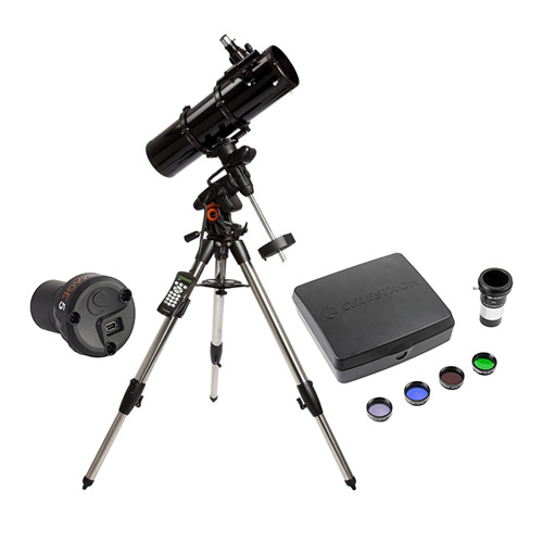 Celestron Advanced VX 6 inch SCT Telescope-Basic IMaging by Celestron