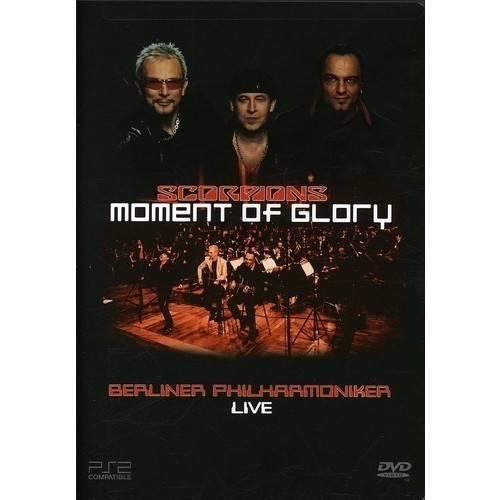Scorpions - Moment of Glory-Live [DVD]