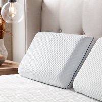 2-Pack Rest Haven Tempurature Regulating Gel Memory Foam Pillow
