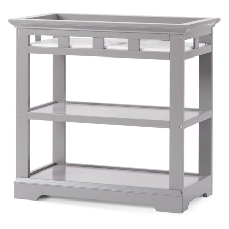 Kayden Dressing Table, Cool Gray