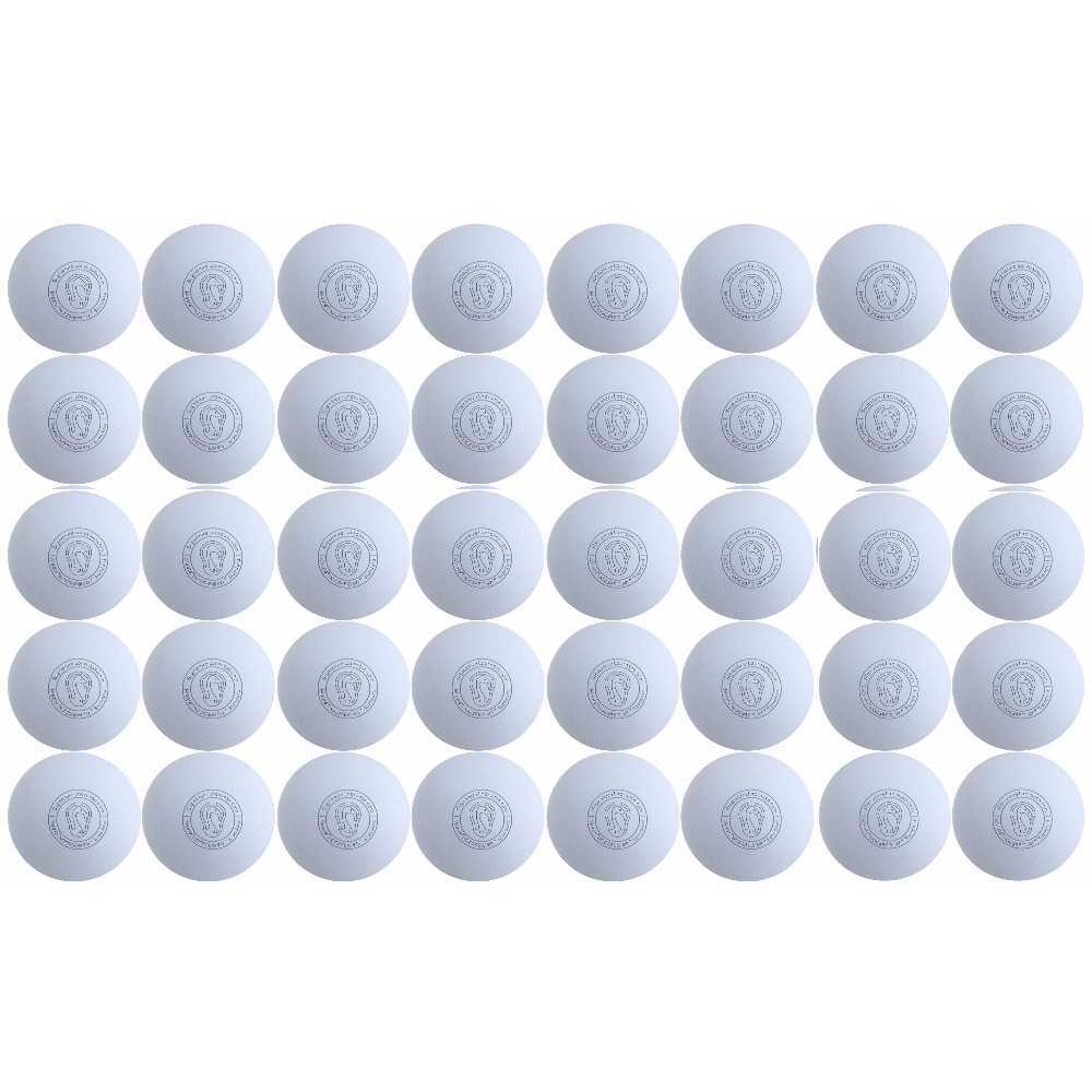 Signature Lacrosse Fully Certified Official Premium Ball (48-Pack)