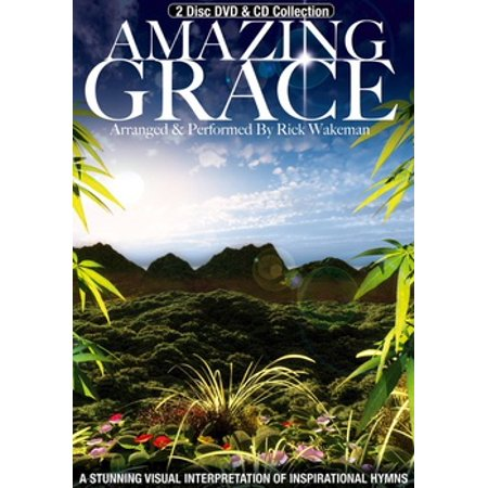 Rick Wakeman: Amazing Grace (DVD) (Best Amazing Grace Performance)