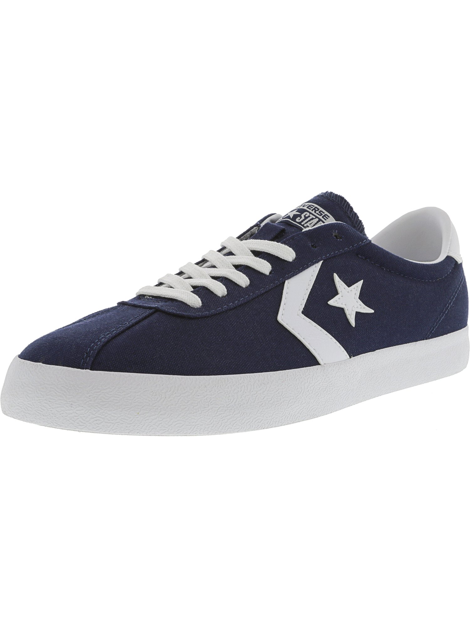Converse Breakpoint Ox Midnight Navy   White Ankle-High Fashion Sneaker 9.5M 8M by Converse