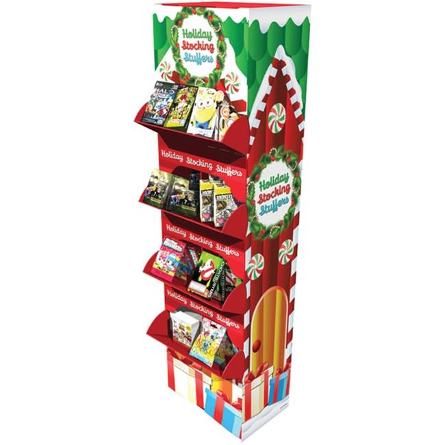 Mattel DTN91 Mattel Holiday Impulse Floor Stand, Multicolored by Mattel