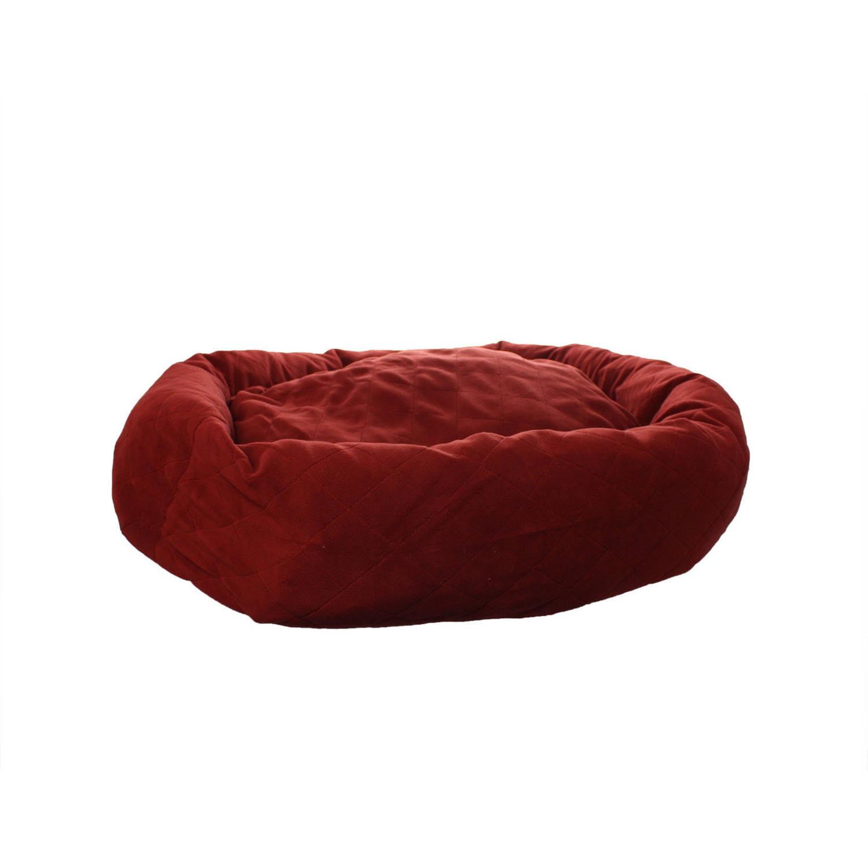 Dog Bed Sheet Set, Size 36, Red