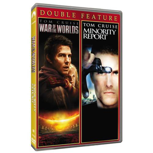 War Of The Worlds (2005) / Minority Report (Widescreen)