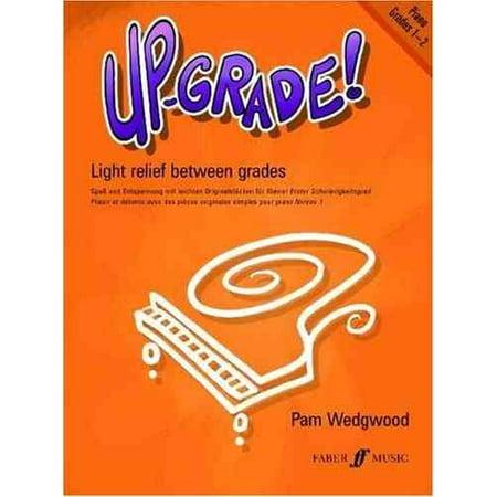 Up-Grade! Piano, Grades 1-2 : Light Relief Between Grades (Light Relief Scam)