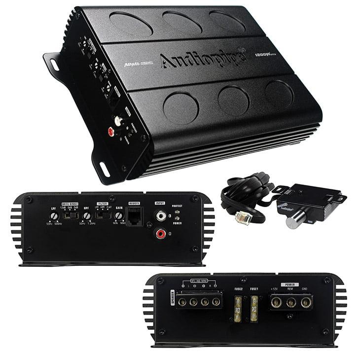 Audiopipe 2CH Mini Amplifier 1200W