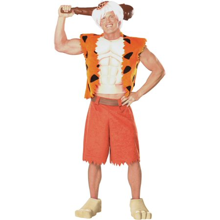 Men's Bam Bam Rubble Flintstones Costume - The Flinstones Bam Bam