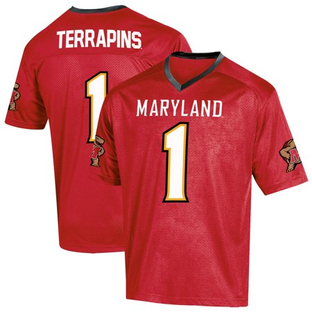 Youth Russell Red Maryland Terrapins Replica Football Jersey](Iu Ncaa)