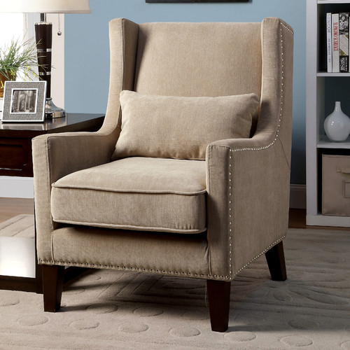 Hokku Designs Marlow Wingback Chair