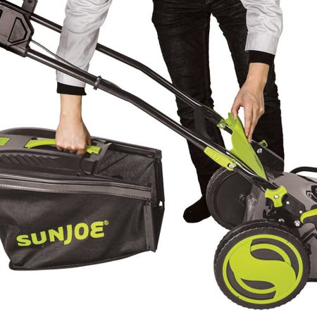 Sun Joe 24V-X2-21LM-CT 48-Volt ION+ Cordless Lawn Mower , 21-inch , Tool Only
