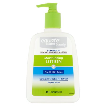 Equate Beauty Moisturizing Lotion, 16 oz 16 Oz Perfumed Body Lotion
