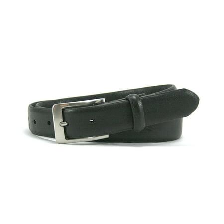 Leather Island 32mm Soft Napa Calfskin Leather (Allen Edmonds Calfskin Belt)