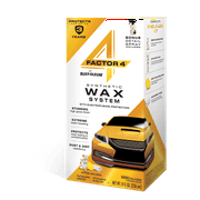 Factor 4 Synthetic Car Wax Kit