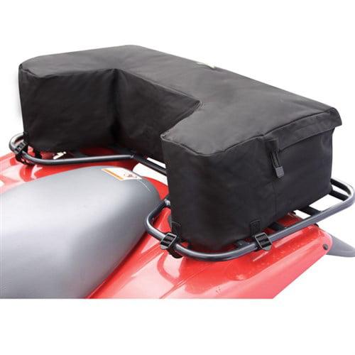 ATV Logic Wrap-around Rack Bag  Black Wrap-around Rack Bag