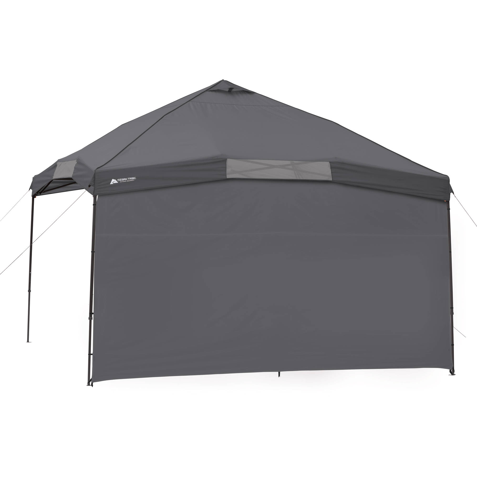 Ozark Trail 12u0027 x 12u0027 Gazebo Sun Wall Dark Grey  sc 1 st  Walmart : zhengte canopy replacement parts - memphite.com
