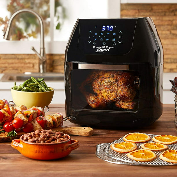 Refurbished Power AirFryer XL 6 QT Power Air Fryer Oven With 7 in 1 Cooking  Features - Walmart.com - Walmart.com