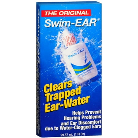 Clear Ear Drying Aid (Swim-EAR Drying Aid 1 oz (Pack of)