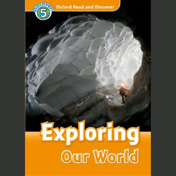 Exploring Our World - Audiobook