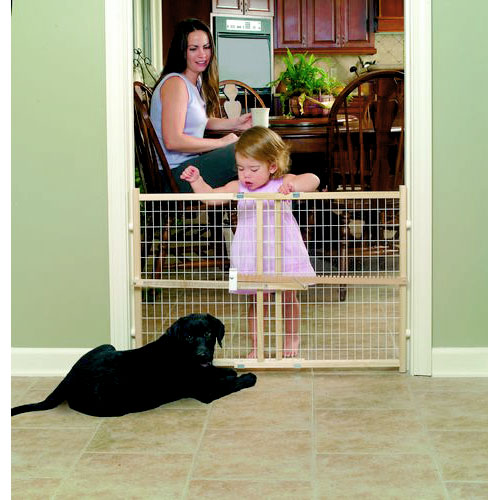 Child Craft Standard Wire Mesh Gate